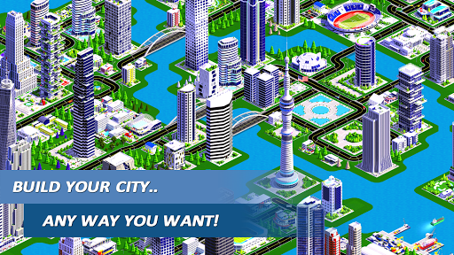Designer City 2: city building game 1.18 Mod screenshots 1