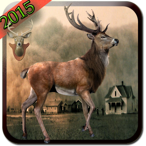 Deer Sniper Hunter 2015-FPS 冒險 LOGO-玩APPs