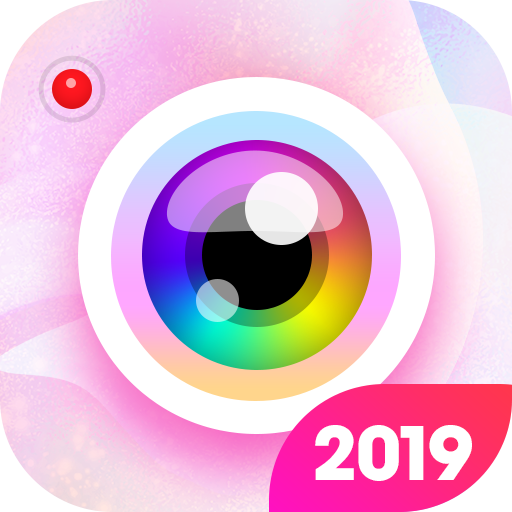 ColorCam: Selfie Filters, Beauty Camera (SweetCam) Icon