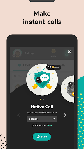 Lingbe: Practice languages with native speakers  screenshots 3