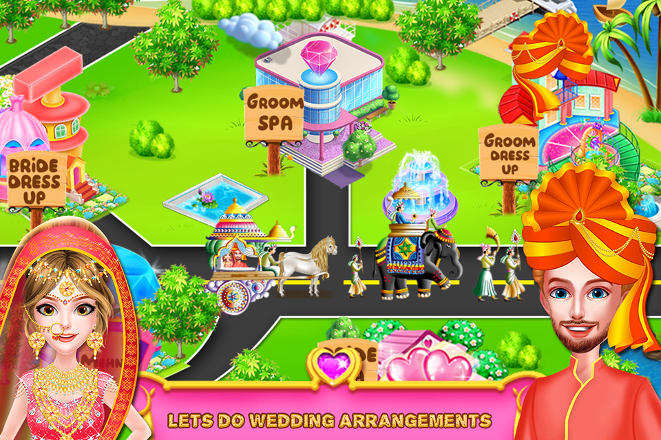 Indian Wedding Salon- screenshot