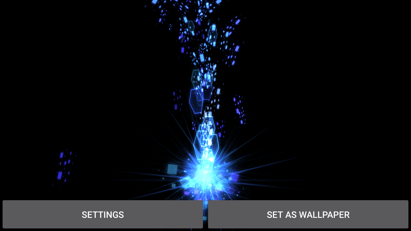 Retro Particles Live Wallpaper Apk Cracked Free Download