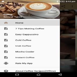 Coffee Recipes(Offline) 3