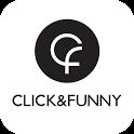 클릭앤퍼니 CLICK&FUNNY icon