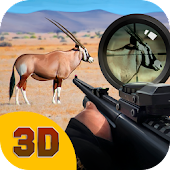 Wild Animal Safari Hunter 3D