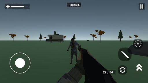 Slender: Last Light android2mod screenshots 8