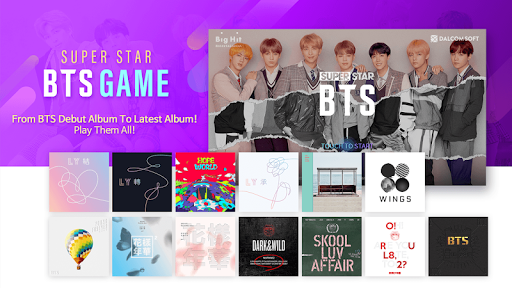 SuperStar BTS 1.2.6 screenshots 1