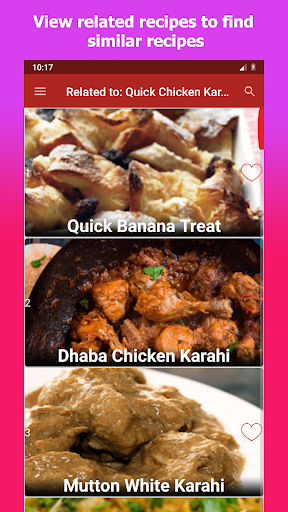 Pakistani Recipes in Urdu u0627u0631u062fu0648 V4.0.3 Screenshots 3