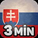 Slowakisch lernen in 3 Minuten icon