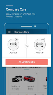 App CarWale - New cars & used cars prices in India APK for Windows Phone