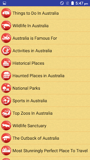 Australia Top Tourist Places 2.6 app download 2