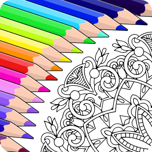 Colorfy: Coloring Book for Adults - Free (app)