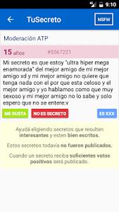 TuSecreto screenshot 2