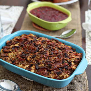 Bacon and Baguette Stuffing