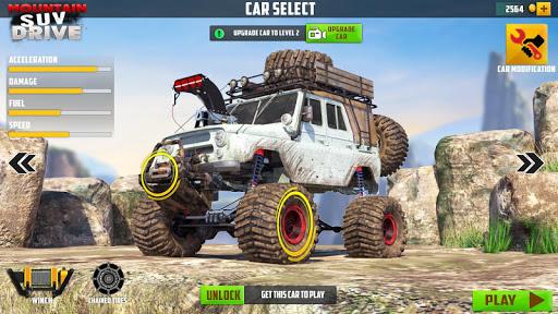 Télécharger Gratuit Mountain SUV - Drive Challenge mod apk screenshots 3