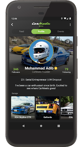 CarMeets - The Ultimate Car Enthusiast App 2.4 screenshots 2