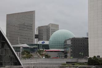 Photo: La Défense, Paris, during the day
