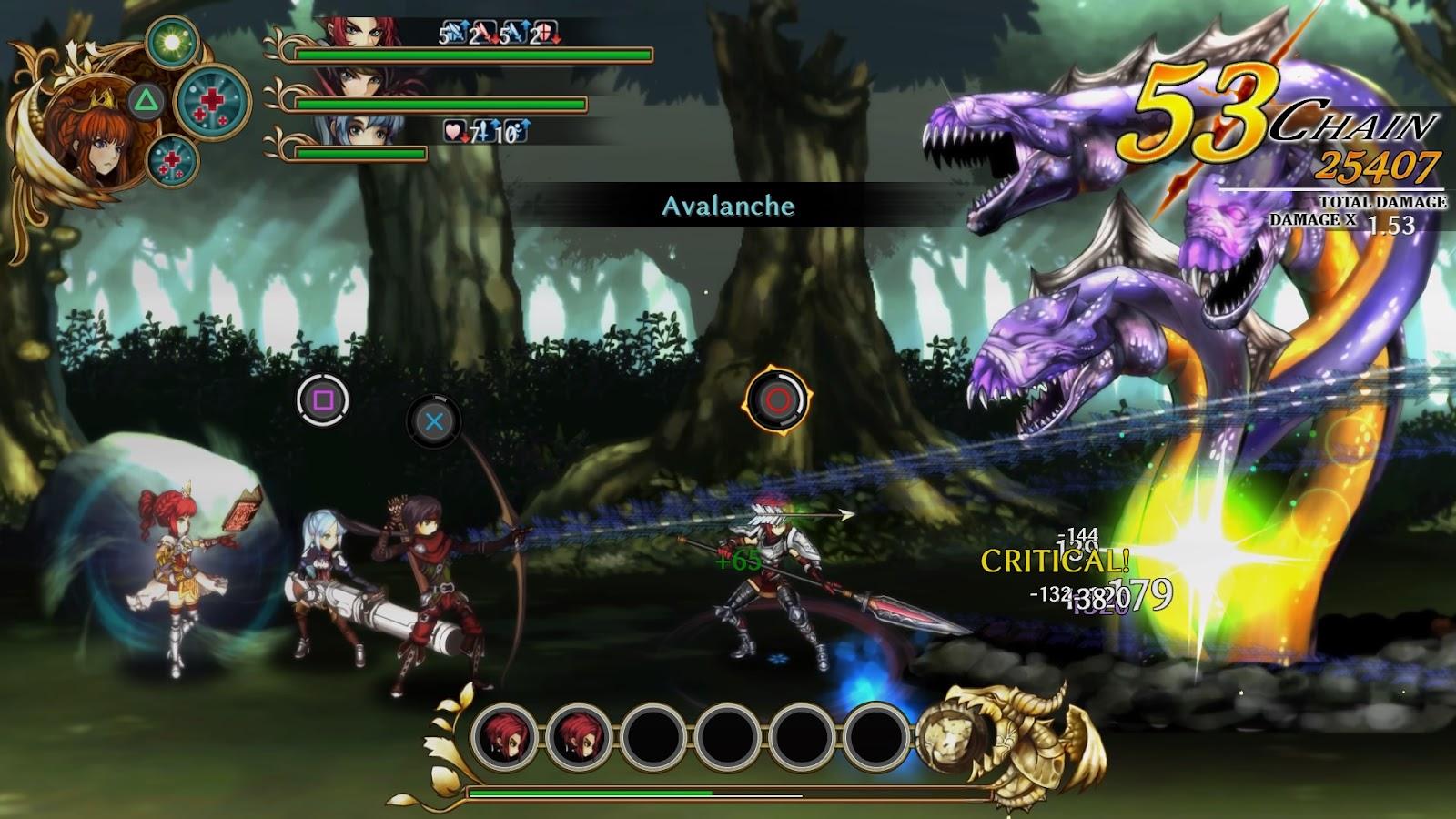 Fallen Legion by Mintsphere on PS4