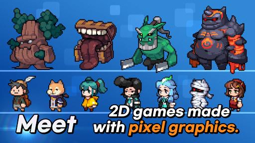 Nekoland: 2D MMORPG created by users 2.75 screenshots 3