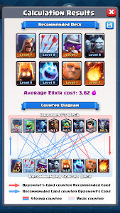 Counter Deck Calculator for CR screenshot 1
