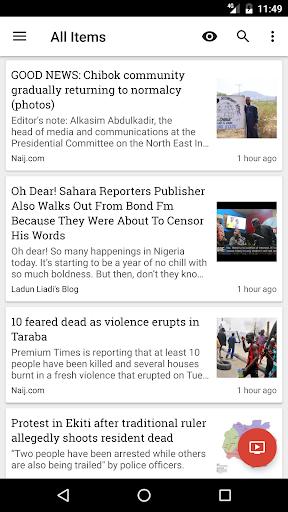 Nigeria News  screenshots 2