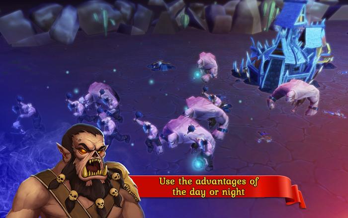 Battle Towers- screenshot