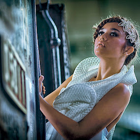 At last  by Julianto Soeroso - People Portraits of Women