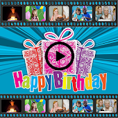 Happy Birthday Photo Video