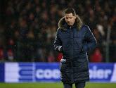 Glen De Boeck, le coach de Lokeren explique pourquoi il a mis Ortwin De Wolf sur le banc