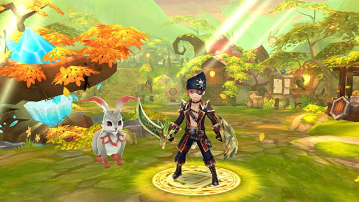 Flyff Legacy - Anime MMORPG - Free MMO Action RPG apkmind screenshots 7