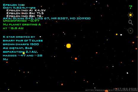 Near Star Map - screenshot thumbnail