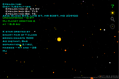 Near Star Map- screenshot