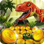 Jurassic Dino Coin Party Dozer Icon