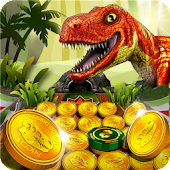 Jurassic Dino Coin Party Dozer