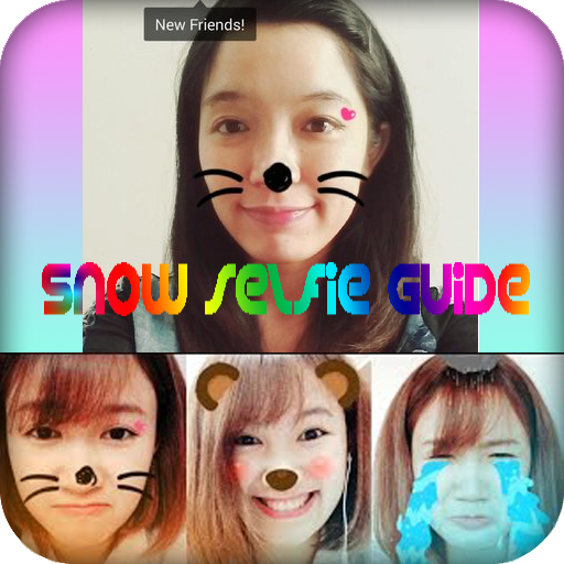guide for snow selfie camera 書籍 App LOGO-硬是要APP