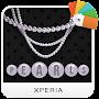 XPERIAв Pearls Theme временно бесплатно