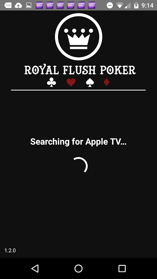 odds of royal flush texas holdem