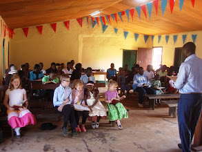 Photo: Bible Baptist Church in Bambili