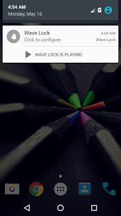 Wave to Unlock and Lock Screenshot