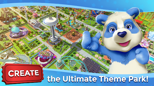 RollerCoaster Tycoon Touch - Build your Theme Park 3 0 1 APK for Android