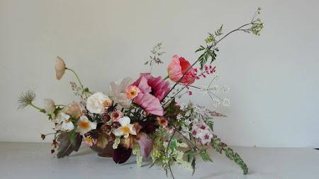 foto Bouquets et arrangements de fleurs ecologiques sur commende