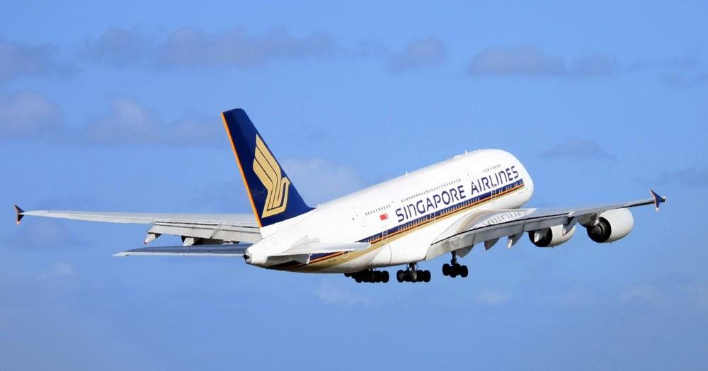Авиаперевозки из Сингапура