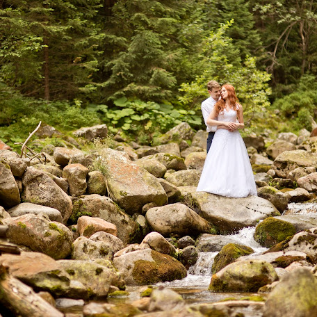 Wedding photographer Wojtek Hnat (wojtekhnat). Photo of 13.12.2017