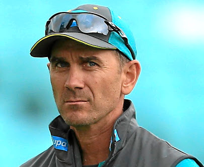 Justin Langer. Picture: GETTY IMAGES