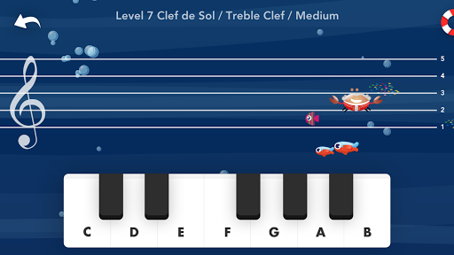Music Crab : Easy Music Theory 1.5.6 screenshots 1