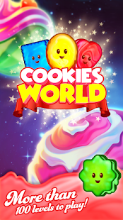 Cookies World - náhled