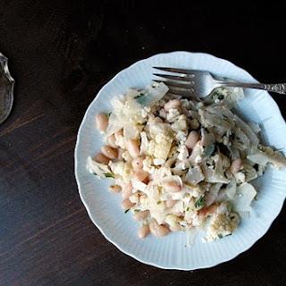Cauliflower, Fennel, and White Bean Winter Salad