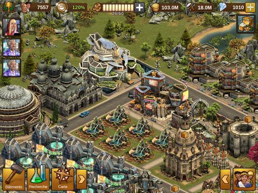 Forge of Empires  captures d'u00e9cran 7