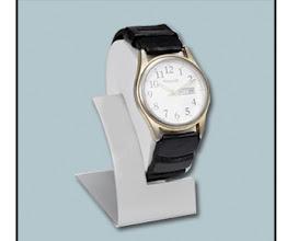 Photo: Metal Watch Holder