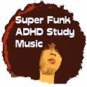Retro Funk ADHD Study Music icon